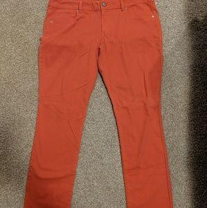 American Eagle Salmon Jeans